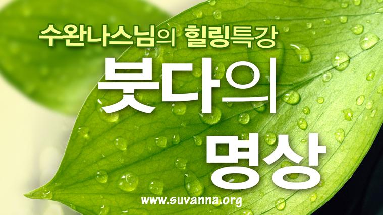 수완나스님의힐링특강붓다의명상 btn특집